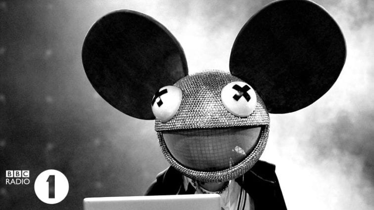 deadmau5 bbc radio 1