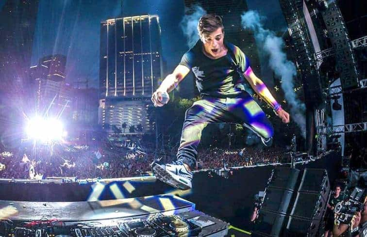 MARTIN GARRIX ANNOUNCES NEW SINGLE