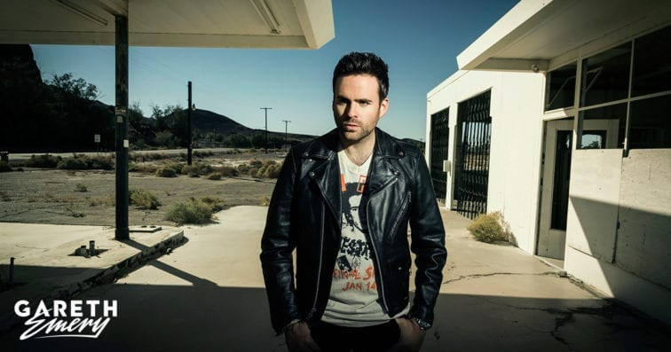 Gareth Emery Opens Up About Ghost Production