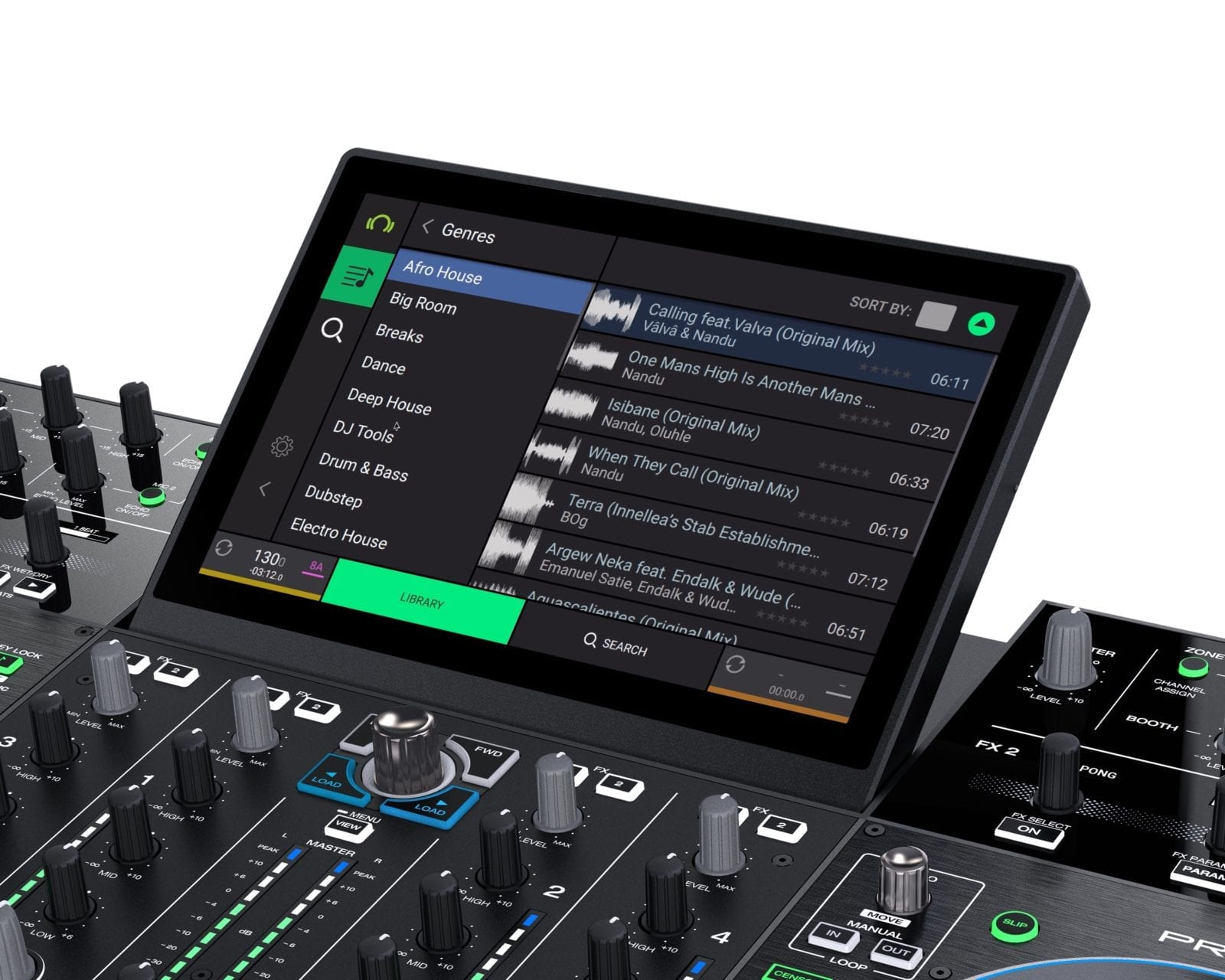 DENON DJ add streaming to their PRIME DJ hardware